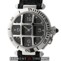 Cartier Pasha Collection Millennium Edition Platinum Bezel...