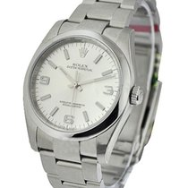 Rolex Unworn 116000 Oyster Perpetual No Date in Steel with...