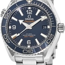 Omega Seamaster Planet Ocean 600M Men's Watch 215.30.40.20...