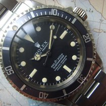 Rolex 1978 Rolex 5512 Submariner Maxi Dial Stunning Fat Font