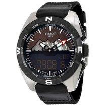 Tissot Men's T0914204605110 T-Touch Expert Solar Jungfraubah