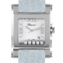Chopard Happy Sport Square XL Women's Quartz Watch...