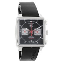 TAG Heuer Monaco Mens Swiss Chronograph Automatic Watch...
