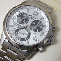 Certina DS PODIUM (100M/330FT) REF NO. 536.7129.42.16 CHRONOGRAPH