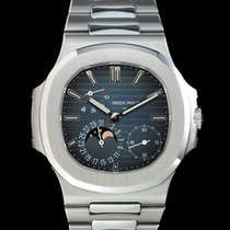 Patek Philippe 5712 Black Dial With Papers