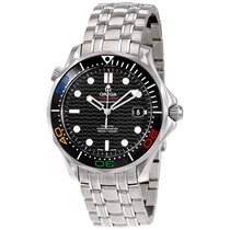"Omega SEAMASTER DIVER 300M OLYMPIC GAMES COLLECTION ""RIO..."