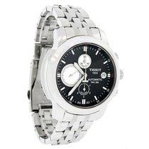 Tissot Prc 200 Mens Swiss Chrono Automatic Watch T014.427.11.0...