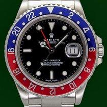 勞力士 (Rolex) GMT Master 16700 Pepsi 40mm Stainless Steel...