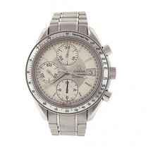 Omega Men's Omega Stainless Steel Speedmaster Automatic...