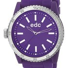 EDC by Esprit EE100922006 Rubber Starlet Crazy Purple Damenuhr