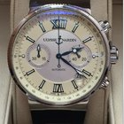 Ulysse Nardin Marine Chronograph 353-66-3/314  B&P 2014