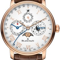 Blancpain Villeret Traditional Chinese Calendar 00888-3631-55B