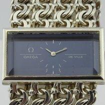Omega De Ville Vintage Silver Ladies