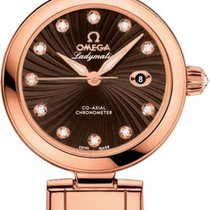 Omega De Ville Women's Watch 425.63.34.20.63.001