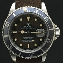 Rolex Submariner 16800 Tropical Dial