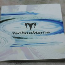 Technomarine vintage warranty blanc newoldstock for any models