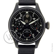 IWC Big Pilote Perpetual Calendar Top Gun - Full Set