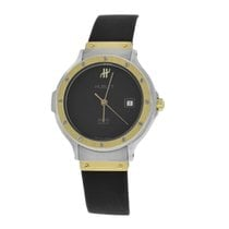 Hublot Ladies   MDM Geneve Classic 1390.2 Steel 28MM 18K Yellow