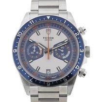 Tudor Heritage 42 Chronograph Blue Dial