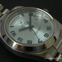 Rolex Modern: Master Piece President Day-Date Ice Blue...