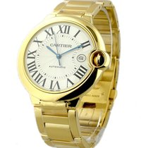 Cartier W69005Z2 Ballon Bleu Large Size - Yellow Gold on...