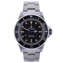 Rolex Submariner (No Date) 5513 - Vintage 1970