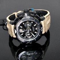 Clerc Hydroscaph Central Chronograph CHY-266 L.E. DLC