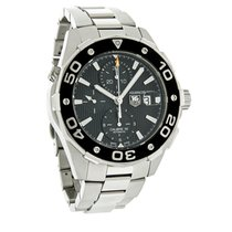 TAG Heuer Aquaracer Mens Calibre 16 Watch CAJ2110.BA0872
