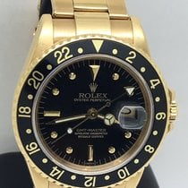 Rolex GMT-Master Yellow Gold