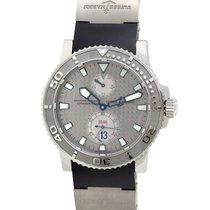 Ulysse Nardin Maxi Marine Diver Men's Automatic Watch...
