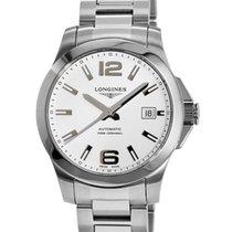 Longines Conquest Men's Watch L3.676.4.16.6