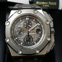 Audemars Piguet Royal Oak Offshore Michael Schumacher Titanium...