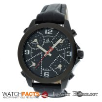 Jacob & Co. Authentic New  Five 5 Time Zone JC-M2BCDA 40mm...