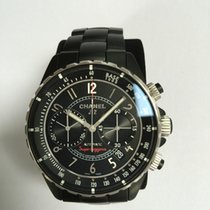 Chanel J12 Chrono Superleggera Auto Full set