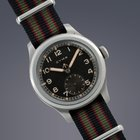 Cyma WWW Military stainless steel manual watch