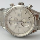 TAG Heuer Carrera Chronograph with Valid Warranty