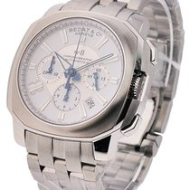 Bedat & Co 867.011.111.B Bedat No. 8 Cusion Chronograph in...