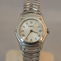 Ebel Classic Wave Mini Damenuhr 24mm FULLSET