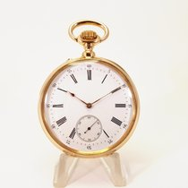 Gustave Sandoz gold 18k. 1900