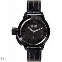 U-Boat CLASSICO 40 IPB BLACK DIAMONDS