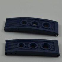 Breitling Kautschuk Armband Band 22mm 22-20 Für Faltschliesse...