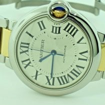 Cartier Ballon Bleu Midsize 36mm 18K Gold Automatic