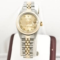 Rolex Lady-Datejust 6917 Champagne Face Box & Booklets  1982