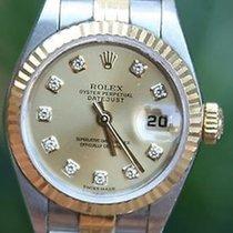 Rolex 18k Gold & Steel 26mm Ladies Automatic Datejust...