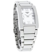 Tissot Generosi-T Ladies Diamond MOP Quartz Watch T007.309.11....