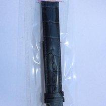 Tissot Prc200 T055 original watchband strap 19mm leather blue