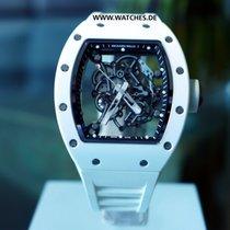 Richard Mille Bubba Watson White - RM055 AN TI