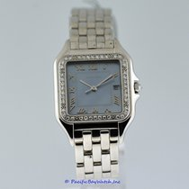 Cartier Panther 18k White Gold Men's Pre-Owned