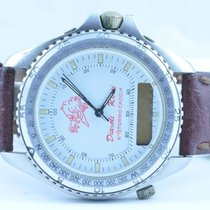 Breitling Pluton Herren Uhr Stahl/stahl 42mm Military Limited...