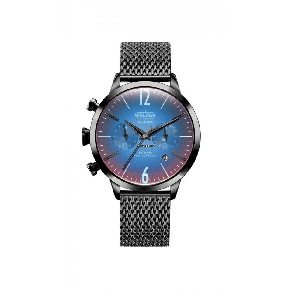 64ff710796cb Welder Reloj Welder Hombre Multicolor Acero Cuarzo for AU  404 for sale  from a Seller on Chrono24